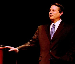 Al Gore: Inconvenient Truths and Convenient Lies - The Global Climate Change