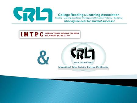 Research Professional Development Tutor & Mentor Training Certification Service.